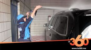 غلاف فيديو - نساء بمهن رجالية... اول فتاة تمتهن غسل السيارات بطنجة