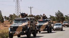 هجوم حفتر على طرابلس