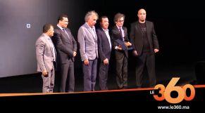Cover_Vidéo:  Le360.ma •افتتاح مبهر للنسخة الثامنة من مهرجان السينما المغاربية بوجدة