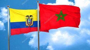 المغرب الإكروادور