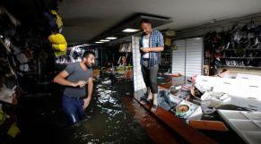 غرق بازار استطنبول