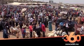 غلاف فيديو - اكتشف أجواء وأسعار بيع الأضاحي بمدينة فاس