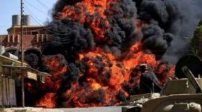 انفجار في الهند