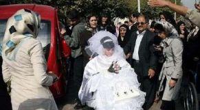 إيراني يتزوج من طفلة