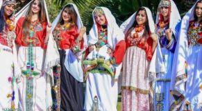 مرشحات لمسابقة ملكة جمال الأمازيغ