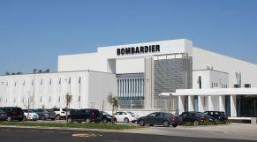 مصنع بومباردييه في الدار البيضاء