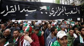 الاحتجاجات الجزائرية