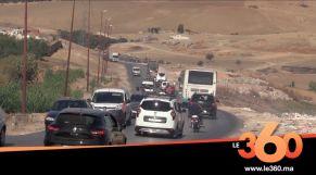 غلاف فيديو - طريق ويسلان..  أشهرطريق قاتلة بمدينة فاس