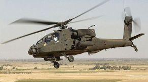 هليكوبتر من طراز إيه إتش-64 أباتشي