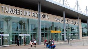 مطار طنجة ابن بطوطة