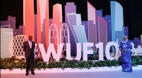 المنتدى الحضري العالمي 10