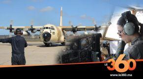 cover vidéo :Le360.ma • دنيا يدين..ملازم طيار تحلق بطائرات عسكرية