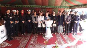 الاحتفاء بشرطيات في أكادير
