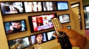 التلفزيون