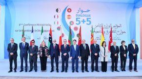افتتاح أشغال المؤتمر الوزاري الثامن حول الهجرة والتنمية