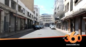 cover vidéo :Le360.ma • البيضاء.. كورونا يشل حركة الاقتصاد بدرب عمر