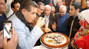 أخنوش يحتفل بالسنة الأمازيغية