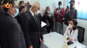 cover: وزير الصحة يتفقد مراكز التلقيح ضد كورونا بجهة الشرق