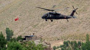 مقتل 9 عسكريين في سقوط مروحية تركية