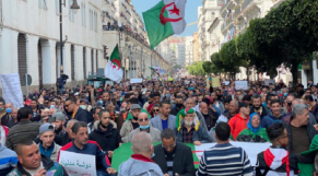 الحراك الجزائري يوم الجمعة 5 مارس 2021