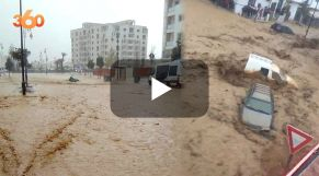 Cover Vidéo - سيول جارفة وفيضانات تخلف خسائر وتغرق شوارع تطوان