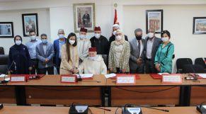 توقيع عقد شراكة للحفاظ على حرفة البروكار من الانقراض بفاس
