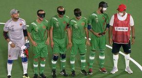 المغرب والبرازيل في نصف نهائي الألعاب البرالمبية