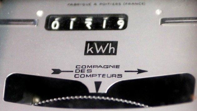 électricité KWH