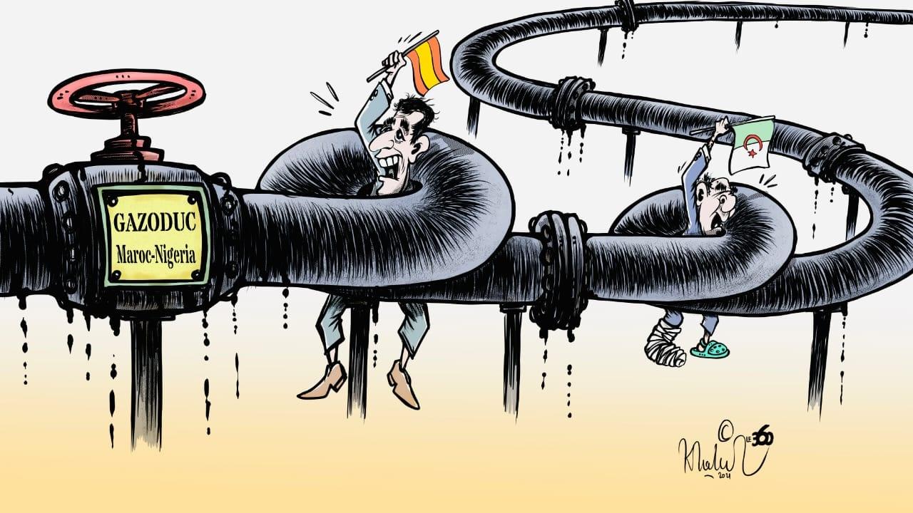 Le gazoduc Nigeria-Maroc, un rêve africain bientôt en chantier