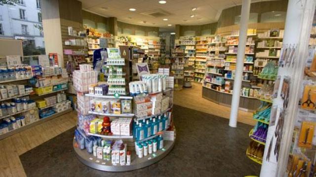 Mauvaise pharmacie