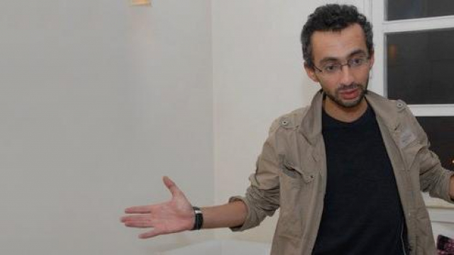 Ahmed Réda Benchemsi Journaliste