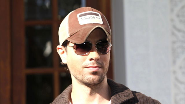 Mawazine 2013 - Enrique Iglesias photo call 4