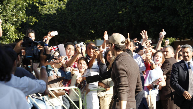 Mawazine 2013 - Enrique Iglesias photo call 1