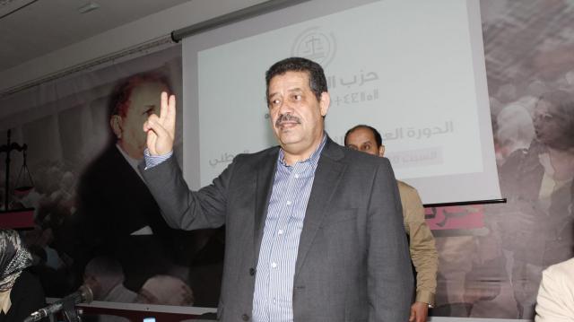 Hamid chabat istiqlal RABAT 11 MAI 2013