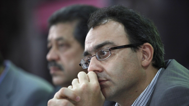 Karim Guellab istiqulal et   president du parlement