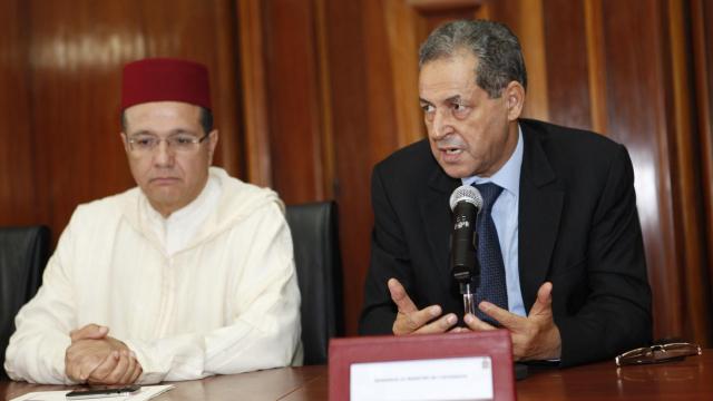 Mohand laenser Ministre de L'Intérieur