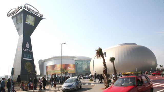 Morocco Mall CASABLANCA