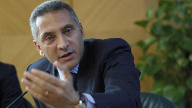 CNIA  My Hafid Elalamy PDG CNIA