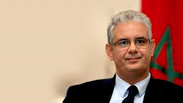 Nizar Baraka ministre