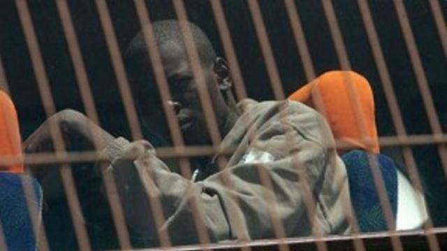 clandestin prison sénégal