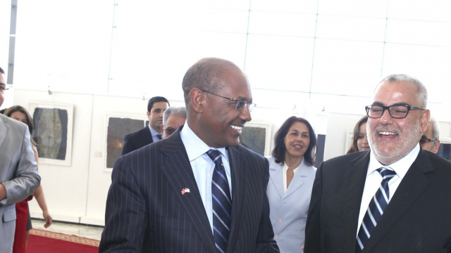 MCA-Maroc 2013 bilan du programme Benkirane Yohannes