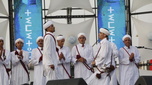 Festival Timitar 2013 - AHWACH AIT BAAMRANE 1