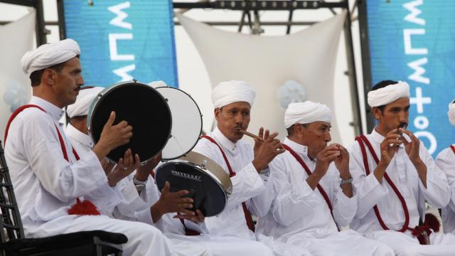 Festival Timitar 2013 - AHWACH AIT BAAMRANE 2