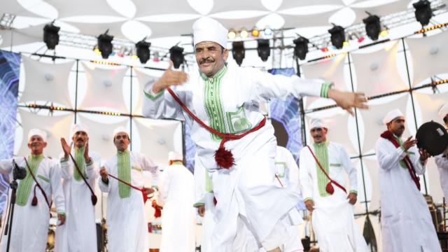 Festival Timitar 2013 - Ahwach HAHA  Essaouira-2