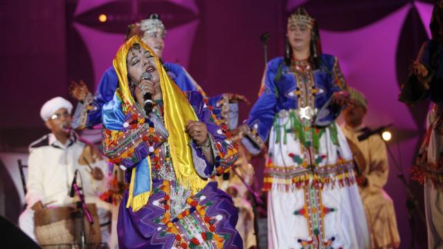 Festival Timitar 2013 - Fatima Tabaamrant 2
