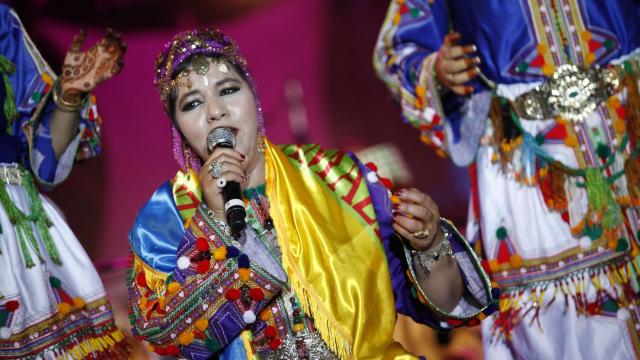 Festival Timitar 2013 - Fatima Tabaamrant 3
