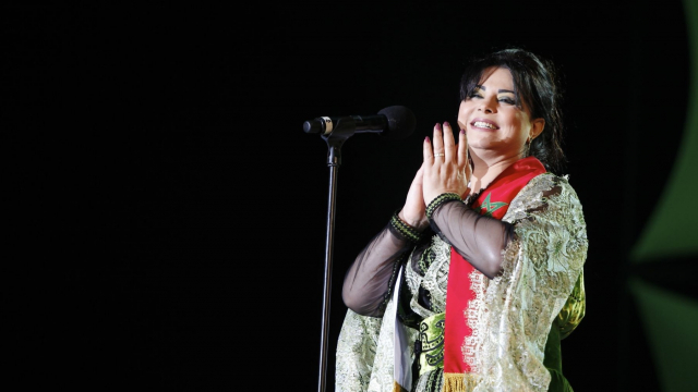 Festival Timitar 2013 - Latifa Raafat 1