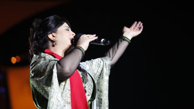 Festival Timitar 2013 - Latifa Raafat 3
