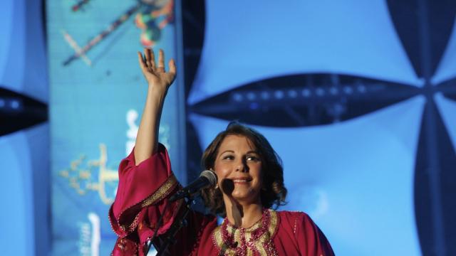 Festival Timitar 2013 - Majda Roumi 3