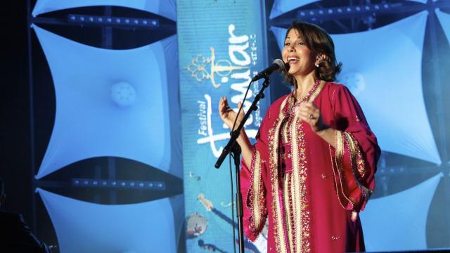 Festival Timitar 2013 - Majda Roumi 1